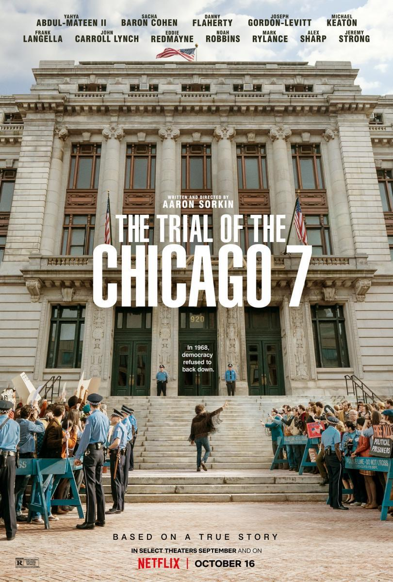 EL JUICIO DE LOS 7 DE CHICAGO (2020) [BLURAY 720P X264 MKV][AC3 5.1 CASTELLANO] torrent